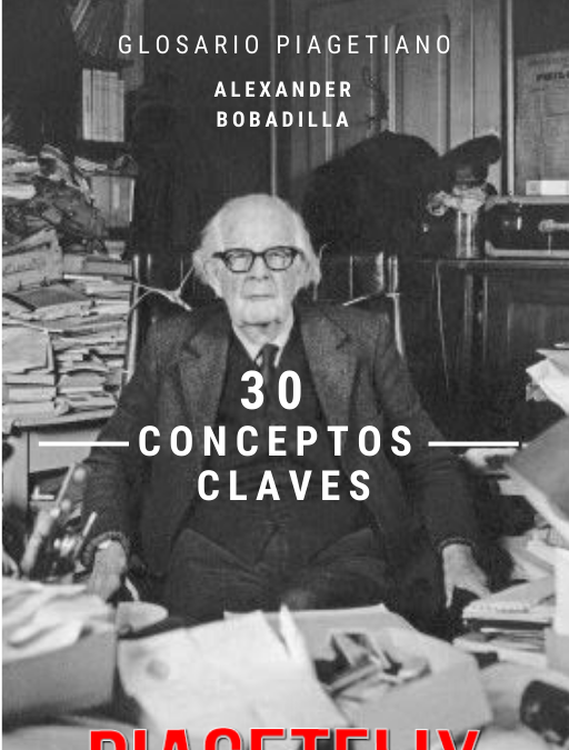 🤓🎓 Glosario para Descargar en PDF para estudiantes de profesorados sobre conceptos de Jean Piaget